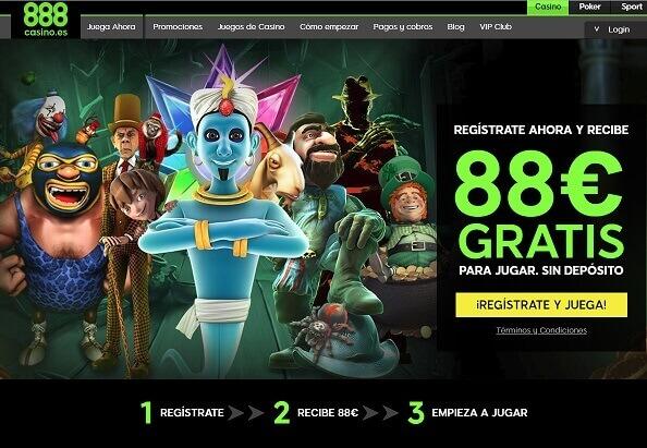 888 casino analisis
