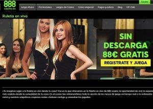 888 casino ruleta en vivo